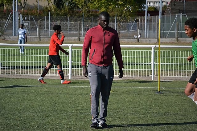 Mamady Traoré, adjoint de Florent Descharmes.
