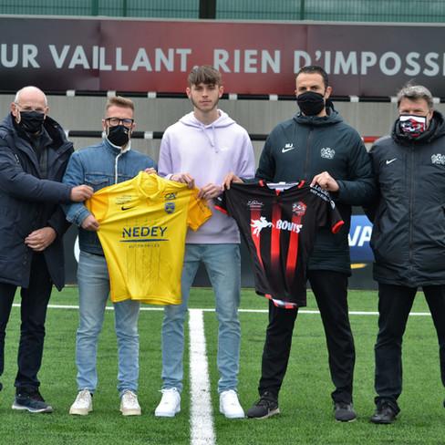 FORMATION : Martin Lecolier (U18) à Sochaux !