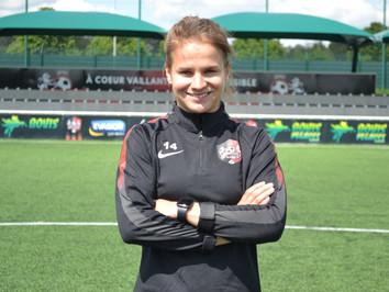 D1 Arkema : Dominika Grabowska prolonge à Fleury !