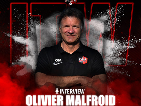 ITW : Olivier Malfroid, responsable des jeunes