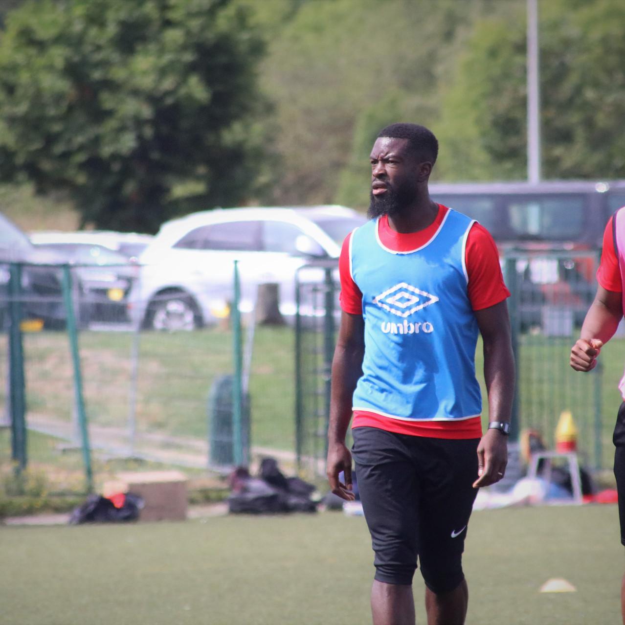 Rodolphe Mabunda - Sadibou Sylla