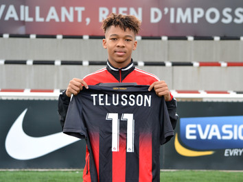 PRÉFORMATION : Jah Mason Telusson (U13) rejoindra Nice