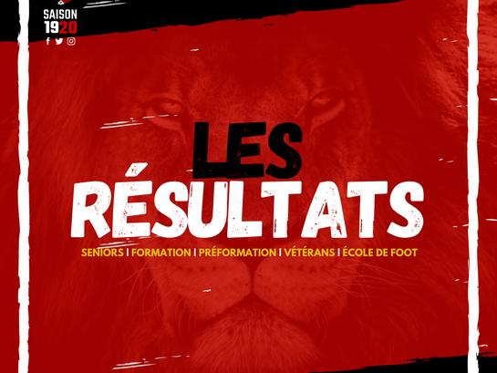 CLUB. Les résultats complets du 23-24/11