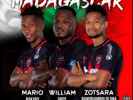 N2 : Trois joueurs appelés en sélection