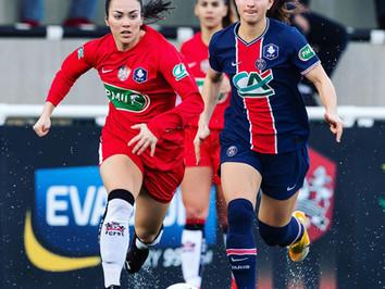 CDFF 🏆 FCF91 0-2 PSG