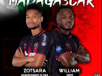 N2 : Zotsara Randriambololona et William Gros en sélection !