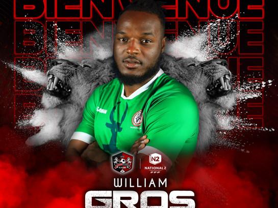 N2 : William GROS s'engage !