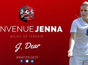 D1F. Jenna Dear est Floriacumoise !