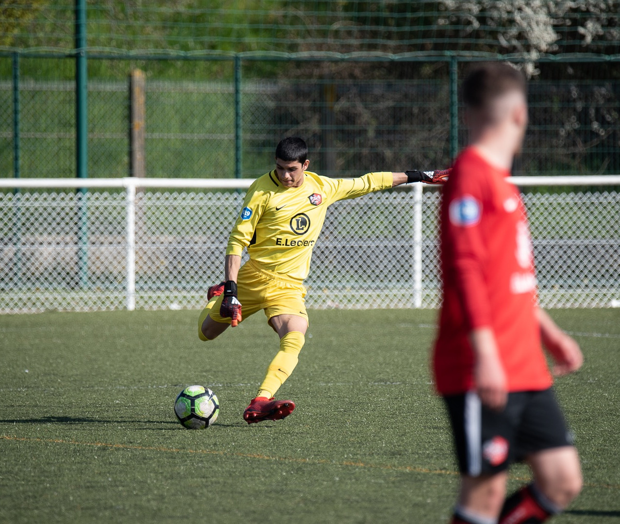 U19N. Fleury / Auxerre