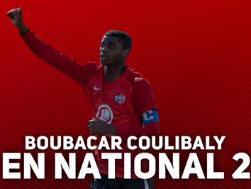 N2. Boubacar Coulibaly rejoint la N2