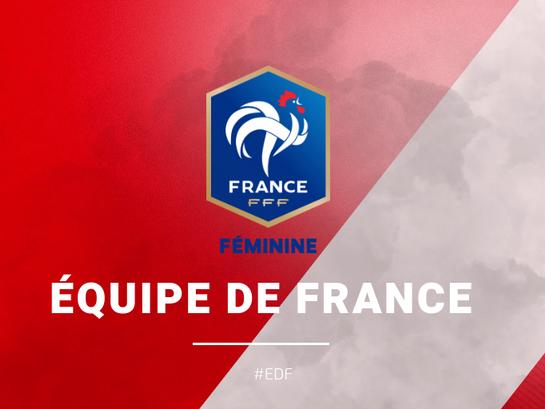 EDF. Les convoquées en Equipe de France Féminine (B)