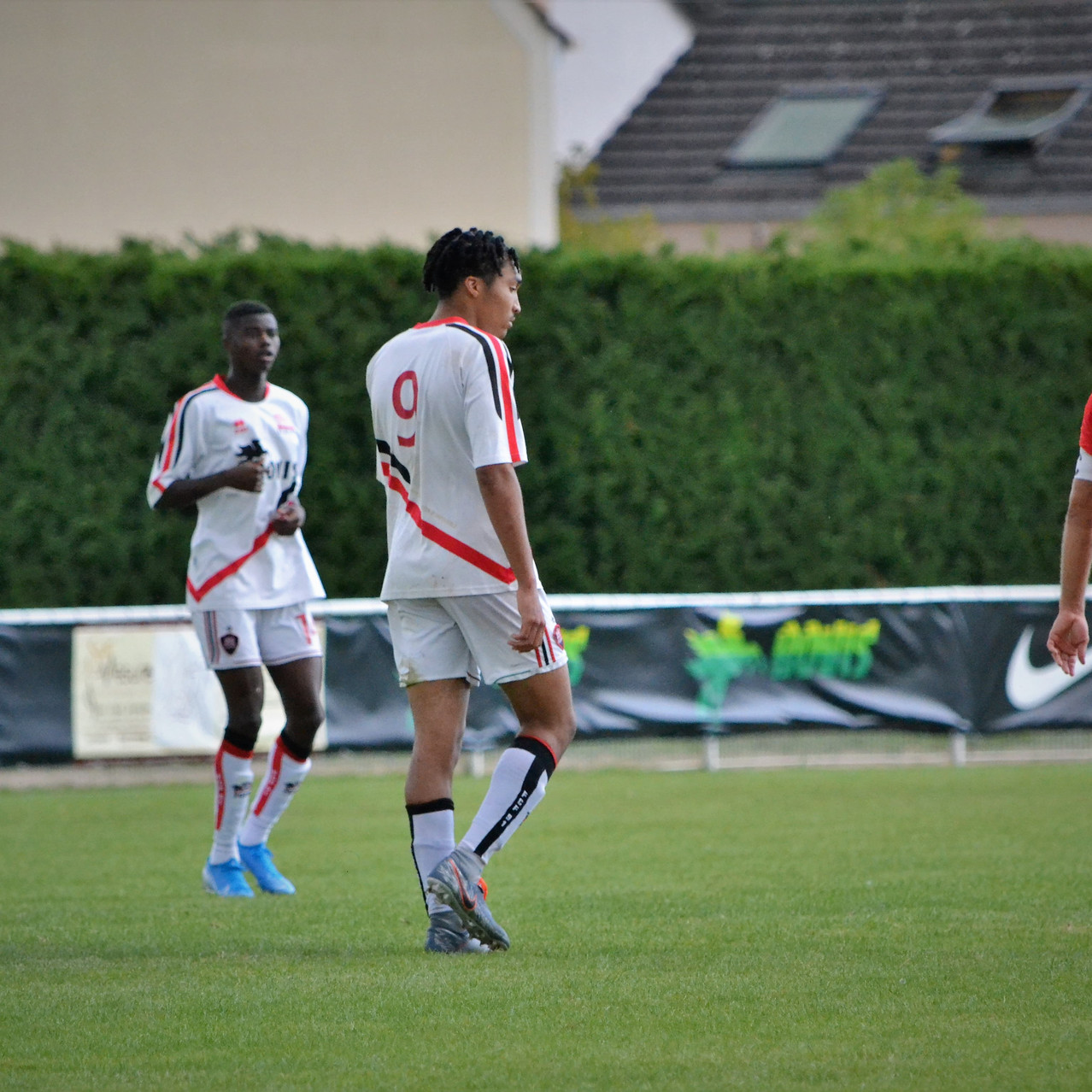 © Crédit photo : MF - FC Fleury 91