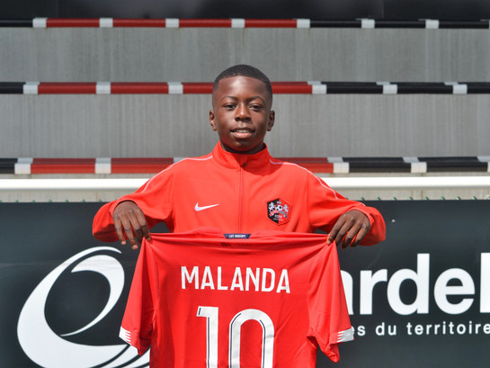 PRÉFORMATION : Jephthe Malanda (U13) rejoindra Lille