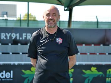 CLUB : Focus sur Laurent Tison (École de Foot)