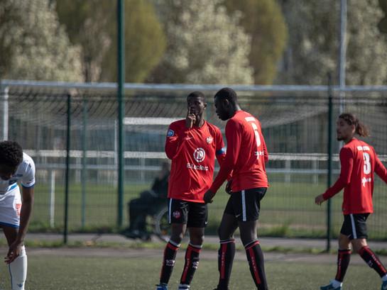 U19N. Fleury - Auxerre, l'album du match (J21)