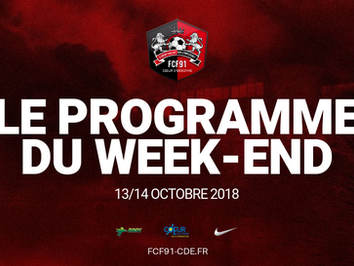 CLUB. Le programme du week-end