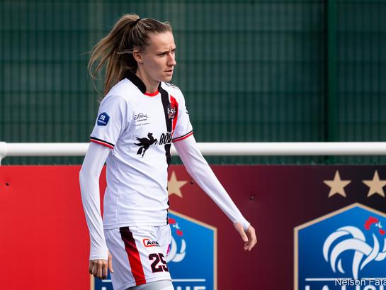 D1F : Julie Piga convoquée avec la France U23F