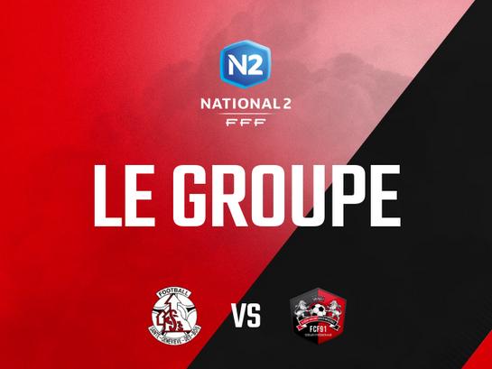 N2. Le groupe contre Sainte Geneviève (J20)