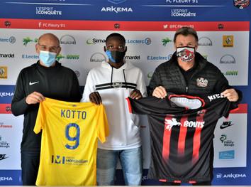 CLUB : Noa KOTTO KOTTO signe à Sochaux !