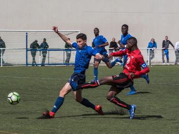 U19N. Fleury - Troyes, l'album du match (J25)