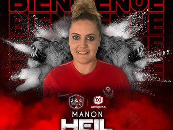 D1F : Manon HEIL s'engage !