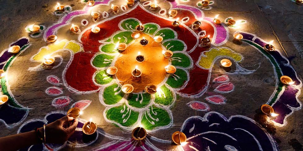 Diwali at Galada Community Centre