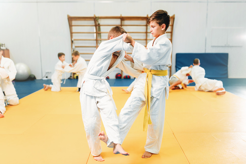 martial arts classes for kids in Austin, Texas