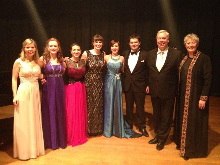 Friends of WNO  Concert