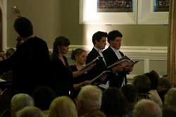 Mozart Coronation Mass, Ireland