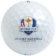 balle titleist srixon logoté broderie golf matériel produit logo planete golf