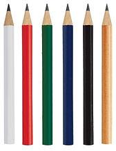 crayon bois logoté golf matériel produit logo planete golf