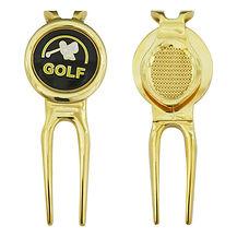 Relève pitchs logotés golf matériel produits logo