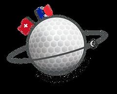 logoté broderie golf matériel produit logo planete golf suisse france
