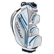 sac titleist srixon logoté broderie golf matériel produit logo planete golf