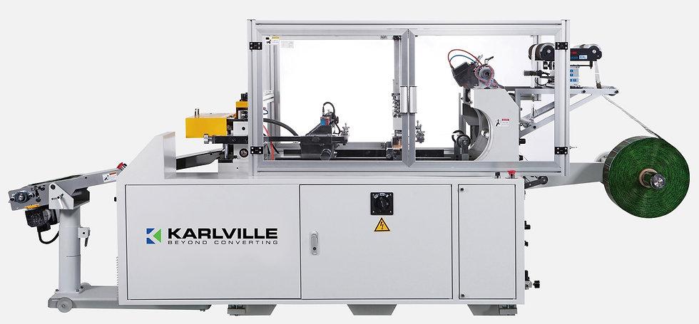 KARLVILLE ''C'' Serisi Tabakalama Makineleri