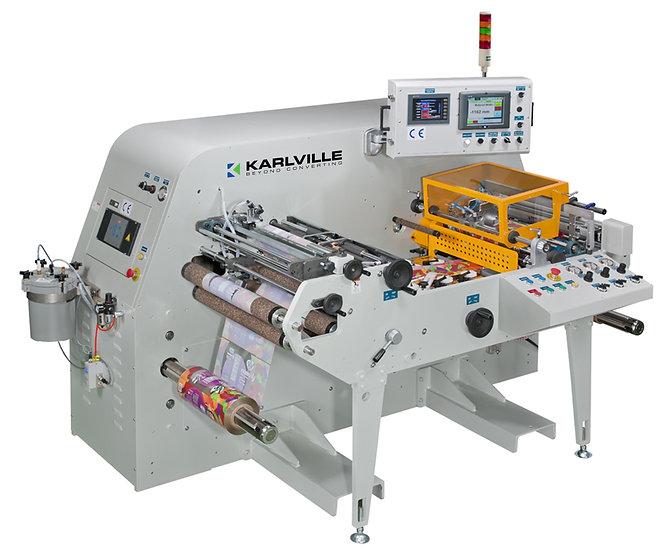 KARLVILLE ''K'' Serisi Mühürleme Makineleri