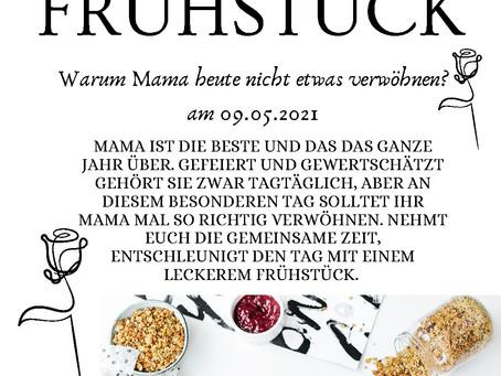 MUTTERTAGS FRÜHSTÜCK!