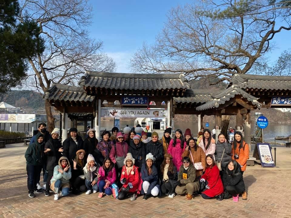 NAT's Trip To Korea 2019