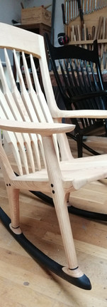 Rocking chair fresne