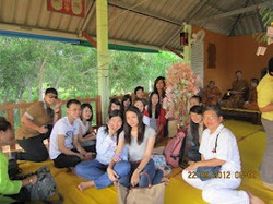NAT's trip to Lamae