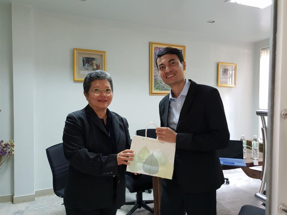 NAT ต้อนรับBSE Accounting ป.กัมพูชา
