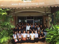 Students of Phuket Rajabhat Uni.