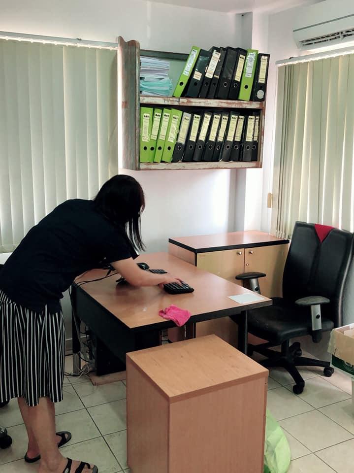 ทีมงานNAT Phuket ร่วมกันทำ Big cleaning day เพื่อสุขอนามัยไร้ Covid-19