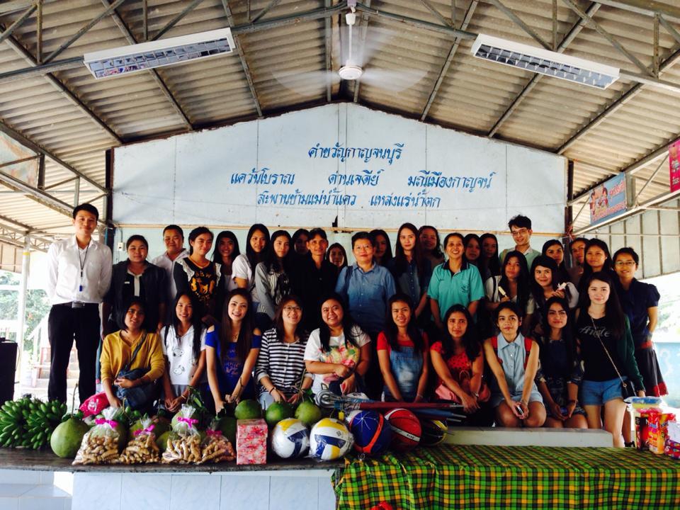 Visit Banwangphatad School