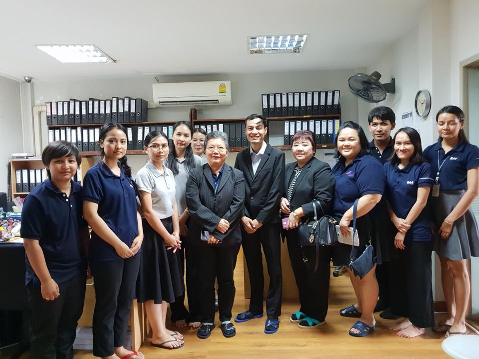 BSE Cambodia Accounting visit NAT