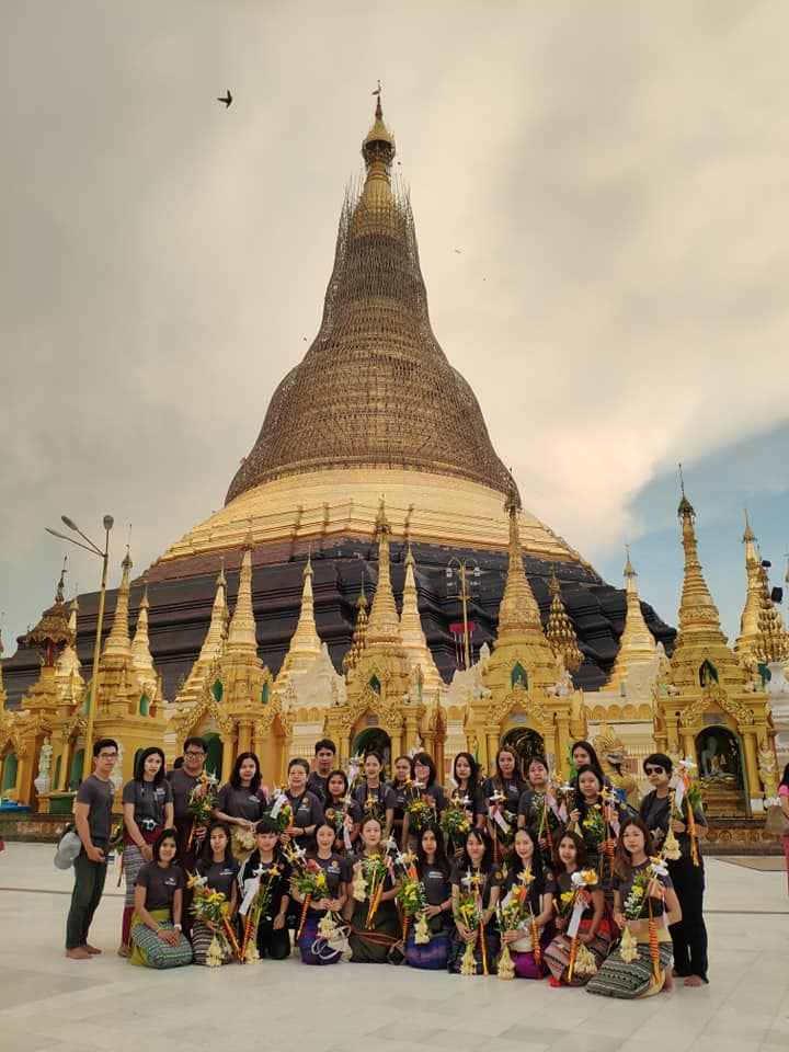 NAT's trip to Myanmar 2018