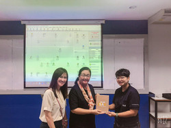 NAT provided QuickBooks Accounting Software workshop at Southeast Asia University Bangkok 20201029