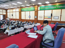 NAT provided QuickBooks Accounting Software workshop at Maejo University Chiang Mai 20201028