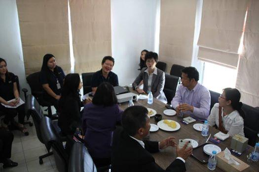 Director-General DBD visit NAT