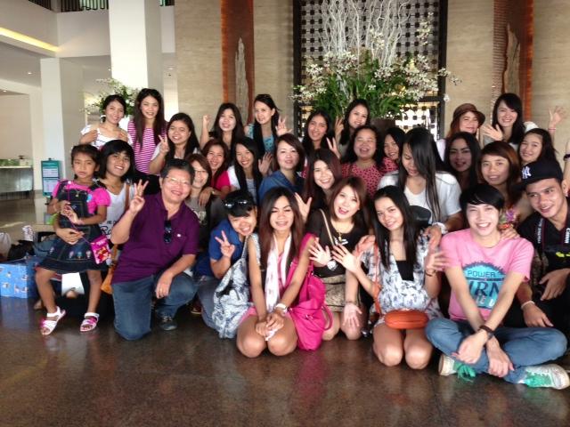 NAT's trip to Huahin